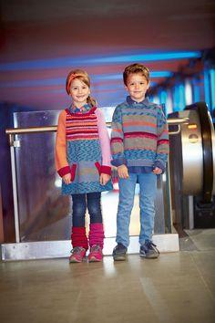Lana Grossa BEINSTULPEN Bingo  - FILATI Kids & Teens No. 4 - Modell 108 | FILATI.cc WebShop