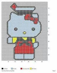 Hello Kitty wall hanging