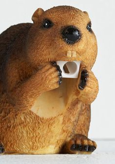 Eager Beaver Pencil Sharpener | Mod Retro Vintage Desk Accessories | ModCloth.com