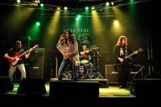 Classic Rock Summer Party 2016: Sack Sabbath   Live Wire en Barcelona
