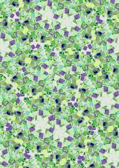 f6832b20bbd174 Kaleidoscope Pattern - Sam Pierpoint Paper Illustration