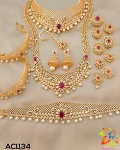 Price Rs 📣📣📣Whatsapp on Order📲📱📞 South Indian Bridal Jewellery, Silver Jewellery Indian, Indian Wedding Jewelry, Wedding Jewelry Sets, Bridal Jewelry, Silver Jewelry, Pakistani Jewelry, Silver Ring, Jewelry Design Earrings