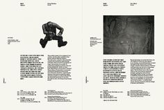 64-65 Gfx Design, Form Design, Portfolio Layout, Portfolio Design, Editorial Layout, Editorial Design, Placemat Design, Album Cover Design, Presentation Layout