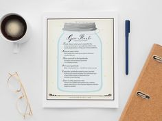 Reflect on all of your many blessings as you use this FREE printable gratitude journal by bestselling author Josie Robinson! #gratitudeismyattitude Gratitude Jar, Gratitude Journals, Journal Template, Bestselling Author, Blessings, Jars, Free Printables, Notes, Positivity