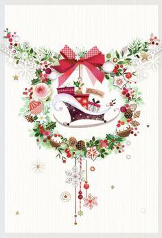 Lynn Horrabin - wreath sleigh generic.jpg