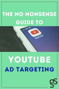 Looking to get your YouTube ads to reach the right audience? This guide is the answer to your YouTube ad targeting dilemmas. #YouTubetargeting #YouTubeadtargeting #YouTubeadvertising #YouTubeadguide #guidesocialglobal