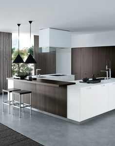 Kyton Kitchen contemporary kitchen