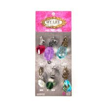 My Life™ by Amy Labbe Birthstone Charms, January to June