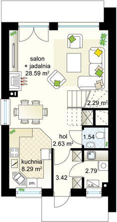 plan de maison s+2