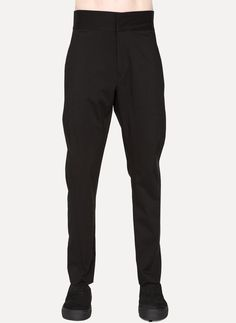 Ann Demeulemeester Trousers THRILL https://cruvoir.com/ann-demeulemeester/6326-trousers-thrill