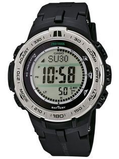 Casio Protrek Watches - Designed for Durability. Casio Protrek - Developed for Toughness Forget technicalities for a while. Let's eye a few of the finest things about the Casio Pro-Trek. G Shock Watches, Sport Watches, Watches For Men, Men's Watches, Casio Protrek, Casio Digital, Digital Watch, Radio Controlled Watches, Solar Watch