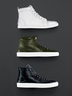 The Right Way to Wear High-Tops Photos | GQ