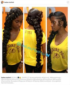 Butterfly braids are very elegant, making them a popular choice for weddings and special occasions. Take a look at these 30 stunning butterfly braid styles. Big Braids, Braids With Weave, Girls Braids, Twist Braids, Twists, Box Braids Hairstyles, My Hairstyle, Cute Hairstyles, Dance Hairstyles