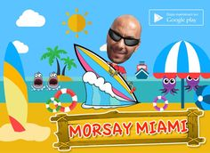 Nouveau Jeu #MorsayMiami DISPONIBLE MAINTENANT SUR ANDROID: http://bit.ly/1OcIG5Y !! @JVCom @Android @GooglePlay