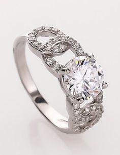 Diamantea anello 118805 - Hse24.it