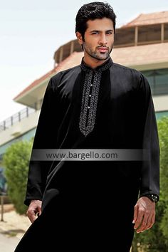 Designer Shalwar Kameez - UK USA Canada Australia Saudi Arabia Bahrain Kuwait Norway Sweden New Zealand Austria Switzerland Germany Denmark France Ireland Mauritius and Netherlands Kurta Men, Boys Kurta, Casual Blazer, Men Casual, Boy Fashion, Mens Fashion, Mens Kurta Designs, Wedding Dress Men, Muslim Men