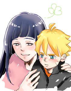 Hinata and Bolt