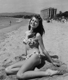 Brigitte B Canness 1953