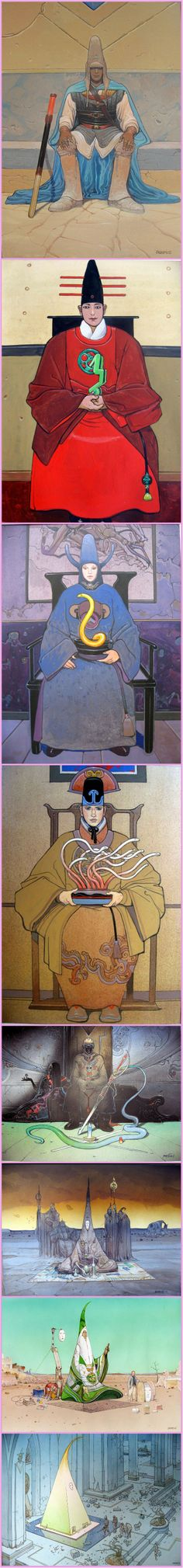 Moebius (and other?)