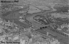 Melbourne, 1948.