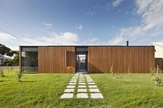 Gallery of The Villa At Barwon Heads designed by Bower Architecture   Located in Melbourne, Victoria, Australia   Photographed by Shannon McGrath