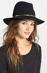 Janessa Leone 'Stephen' Hat A good starter hat