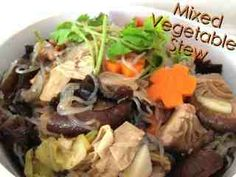 My Mind Patch: Happycall Mixed Vegetable Stew