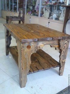 Rustic Log Furniture, Diy Furniture Plans, Funky Furniture, Woodworking Furniture, Tree Furniture, Handmade Furniture, Pallet Furniture, Diy Wooden Projects, Wood Shop Projects