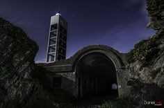 """500px / Photo """"Lighthouse Tunnel"""" by Daniel Lois"""