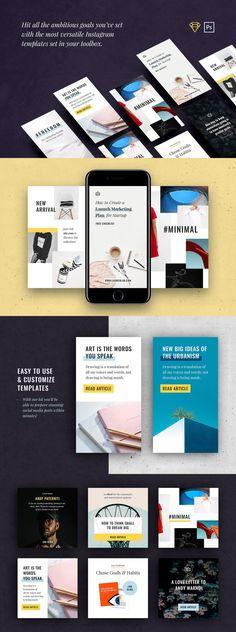 Freebie: Everyday Adventure Instagram Templates by The Designest Instagram Templates, Le Web, Product Launch, Adventure, Words, Free, App, Fairytail, Adventure Nursery