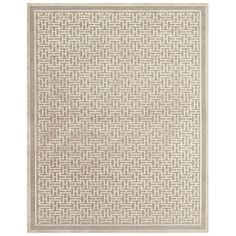 Saphir Zam Meander Rug. 100% silk & only $50 for the 2x4 size. Wouldn't it be nice in a bedroom ?