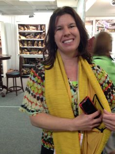 New Clutch Wrap purse by SHOLDIT at the Atlanta Gift Show 2013