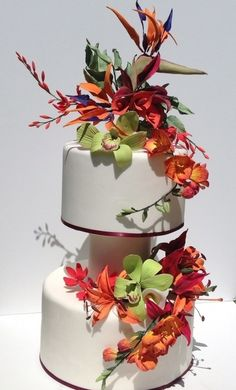 Bird of Paradise By kak7 on CakeCentral.com
