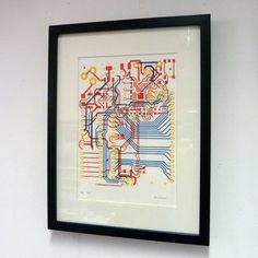 Circuit board screen print Arduino Uno limited by uptomuch