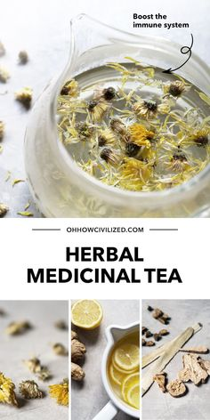 Feeling under the weather? Drink herbal tea. Feeling fatigued, worn out, or a bit rough? A good herbal tea drink will do. We all know the vast benefits or herbal tea, so here's a list of simple and complex herbal medicinal teas I recommend you give a try! Click to explore. Lavender Syrup, Best Herbal Tea, Caffeine Free Tea, Feeling Fatigued, Feeling Under The Weather, Hibiscus Tea, Chamomile Tea, Ginger Tea, Perfect Cup