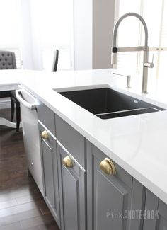 Thinking about the BLANCO SILGRANIT Sink? | pink little notebook