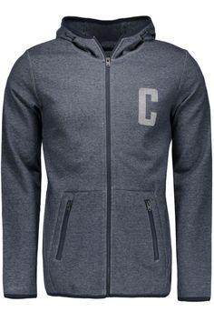 Jack & Jones Sweaters, truien & vesten Jack & Jones Vest 20300497 Blauw 1
