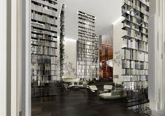 Visualization_3d_W Hotel by Rocco Design Architects, Guangzhou – China