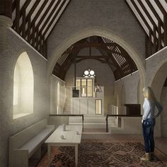 Church Pods in for Planning