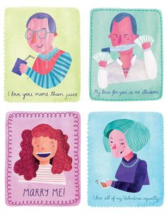 Arrested Development valentines