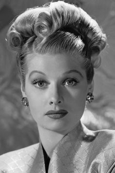 Lucille Désirée Ball (born August 6, 1911 – April 26, 1989) was an American comedienne, model, film and television actress and studio executive.