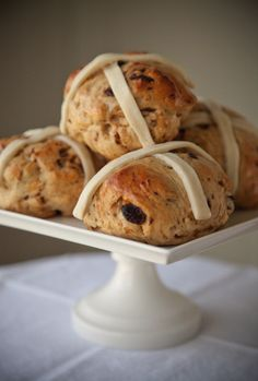 Hot Cross Buns | Boxwood Clippings
