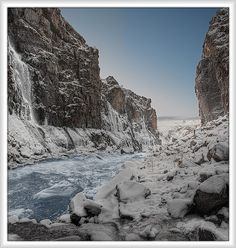 ✯ Glymur, Iceland