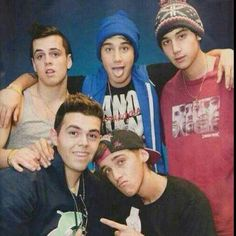 The Janoskians :) they crack me up