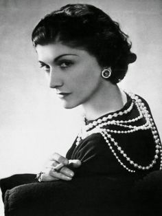 """Gabrielle Bonheur """"Coco"""" Chanel (19 August 1883 – 10 January 1971) was a French designer of women's clothes and founder of the Chanel brand. She is credited with helping to liberate women from the constraints of the corset in the post-World War I era and popularised a sportive and casual chic as the feminine style. She is widely regarded as the greatest fashion designer who ever lived. Her signature scent, Chanel No. 5, has become iconic."""