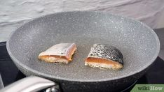 3 Ways to Cook Frozen Salmon - wikiHow Lemon Pepper Seasoning, Cajun Seasoning, Cook Frozen Salmon, Cooking Salmon Fillet, Maple Syrup Glaze, Pastry Brushes, Steamed Rice, Cooking 101, Salmon Fillets