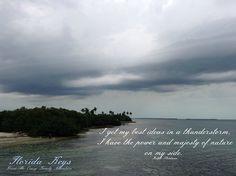 Florida Keys Thunderstorm; Visit Florida; Sunshine Key Resort