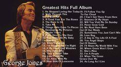 George Jones Greates Hits || Best songs of George Jones( Full Album )