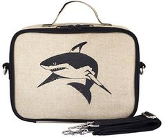 Black Shark Childrens Lunch Box by SoYoung | SoYoung USA