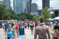 Houston, TX Free Press Summer Fest 2013 / taken by GerhardEric
